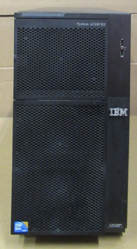IBM System x3500 M3 7380K1G 1x Xeon 4-Core E5507 2.26GHz 2292GB 12GB Server